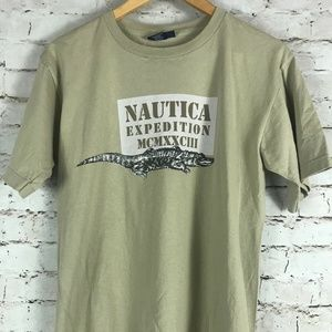 Vintage Boy's Natuica Expedition T-Shirt